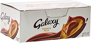 Galaxy Smooth Milk Chocolate Bar 80 g x 12