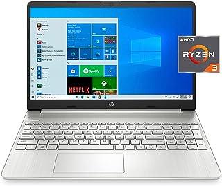 "2021 HP Flagship 15.6"" FHD Anti-Glare Laptop Computer, AMD Ryzen 3 3250U up to 3.5GHz (Beat Intel i5-7200U), 4GB DDR4, 128..."