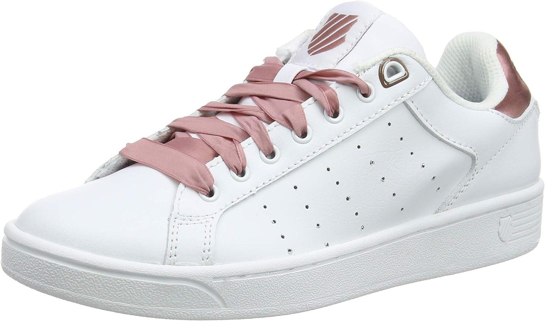 K-Swiss Women's Clean Court CMF Sneaker