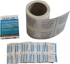 Tear-Aid Reparatietape rol 15,2 cm x 9 m type B reparatiemateriaal voor vinyl en PVC