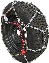 TireChain.com 185/65R14 185/65 14 ONORM Diamond Tire Chains Set of 2
