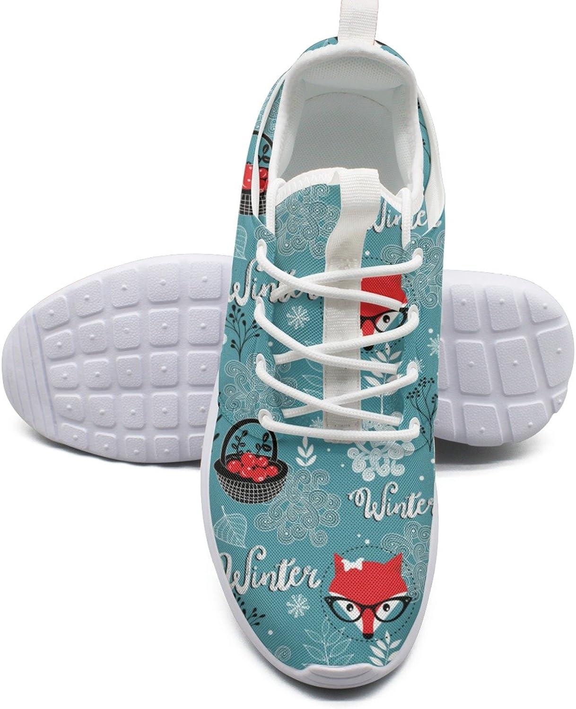 Winter Frozen Forest och Cool Fox Youth springaning skor skor skor Girls storlek 6.5  erbjuder butik