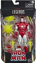 MVL 6IN Legends Iron Man Silver CNTRN