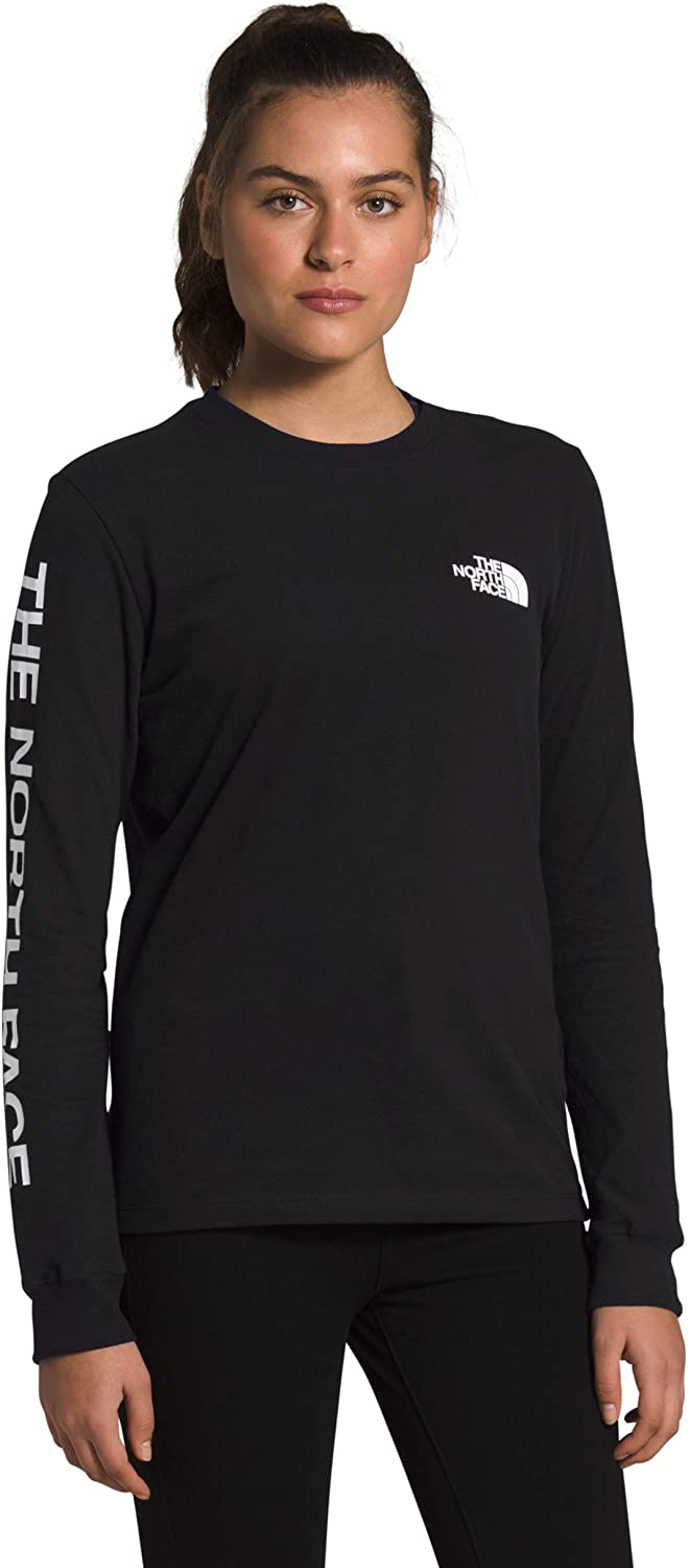 The North Face Women's L/S Brand Proud Tee