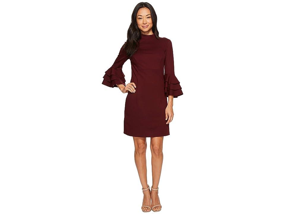 Trina Turk Dylan 2 Dress (Malbec) Women