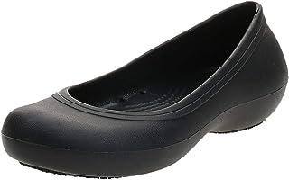 Crocs Women's Crocs at Work Flat W Ballet Flats
