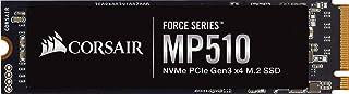 وسيط التخزين الداخلي ذو الحالة الصلبة فورس سيريس MP510 سعة 960 جيجا بذاكرة مستديمة وواجهة منفذ الملحقات الاضافية السريع ال...