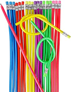 Best neon flexible pencils Reviews