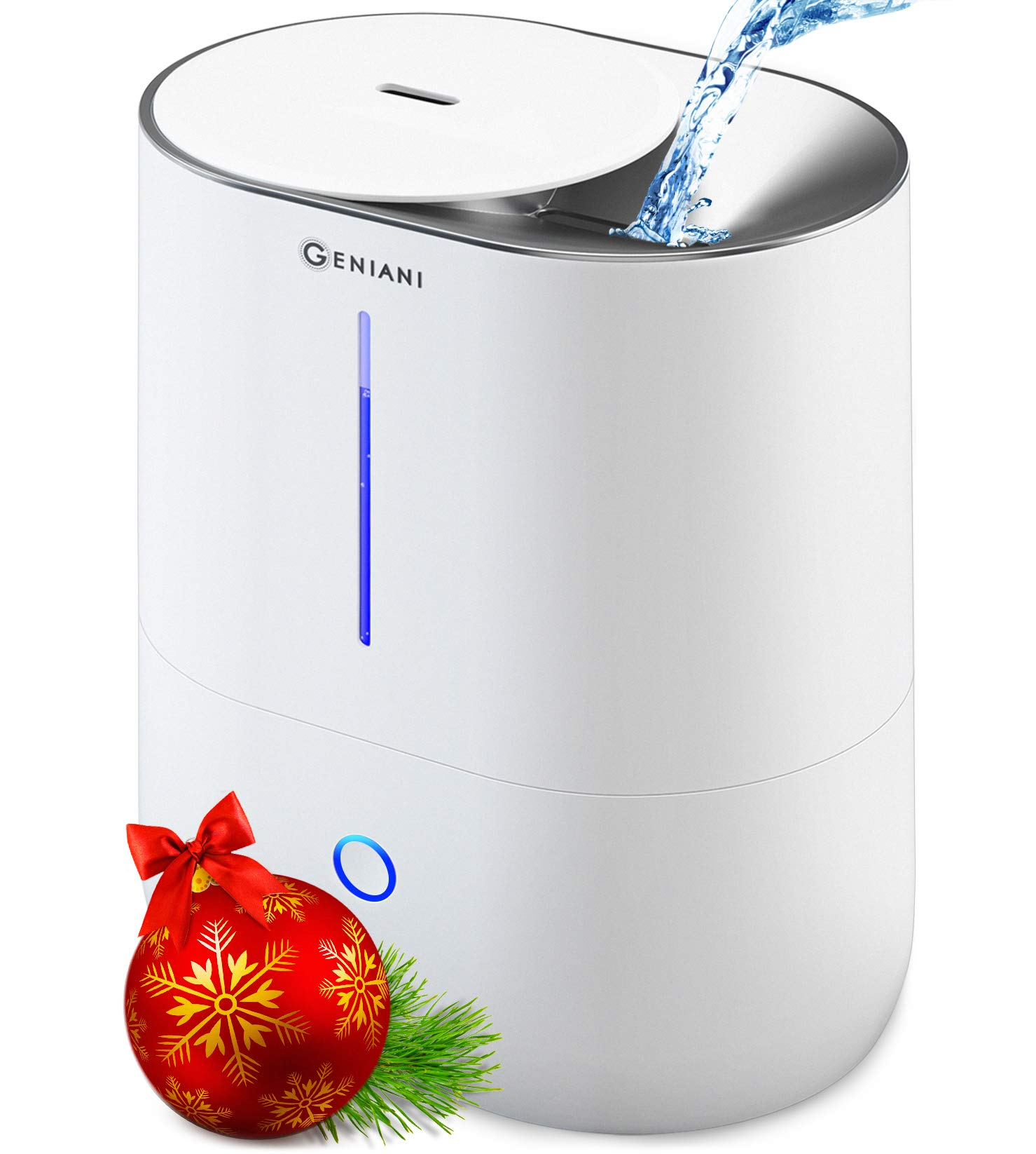 GENIANI Humidifiers Bedroom Essential Diffuser