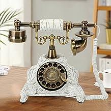 $65 » Sponsored Ad - Acesunny Retro Rotary Dial Telephone,Vintage Desk Phone, Hands-Free Retro Antique Rotary Dial Phone, Europe...