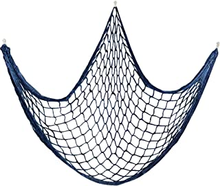 navy blue net