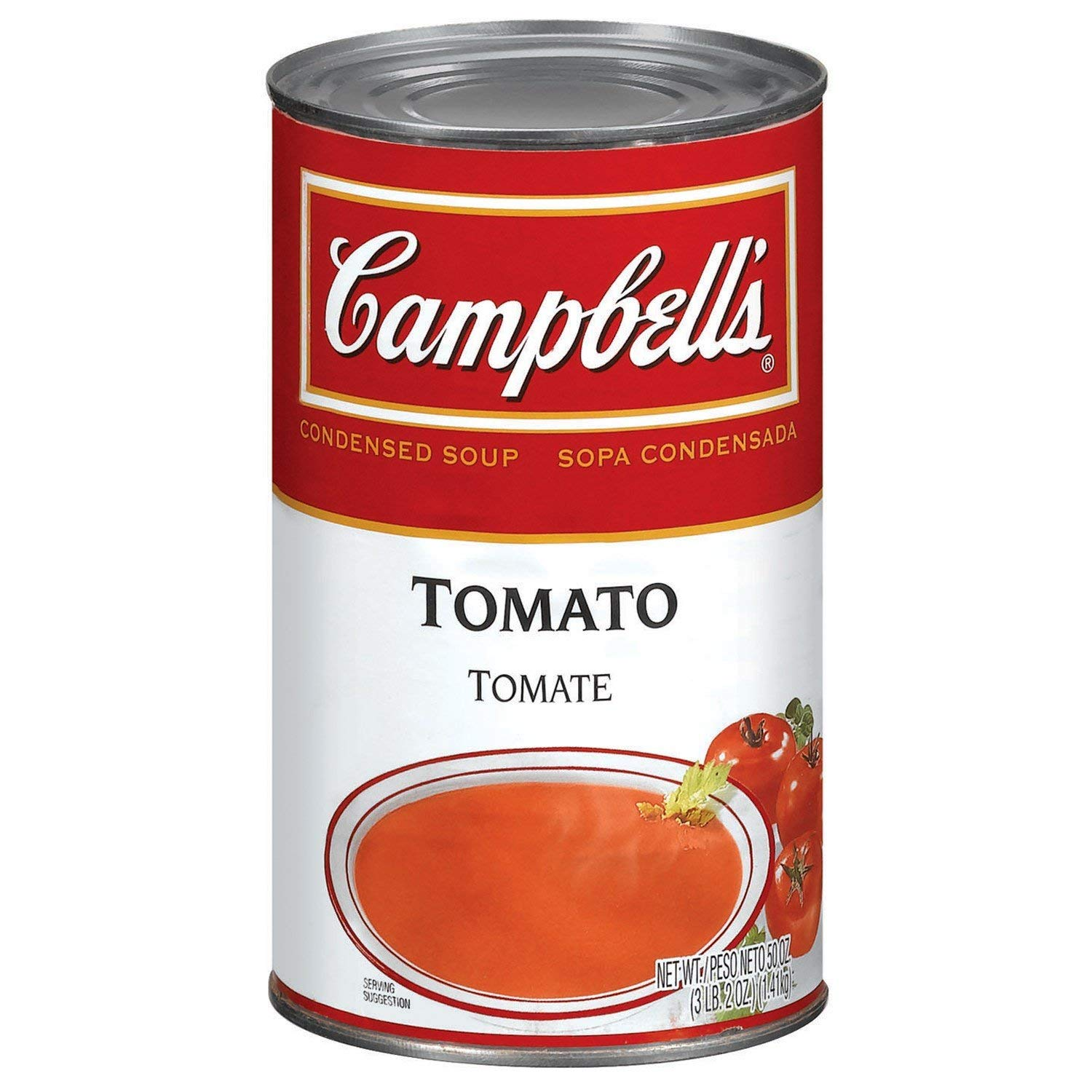 Max 64% Ranking TOP5 OFF Campbell's Tomato Soup 50 pack of 12 OZ