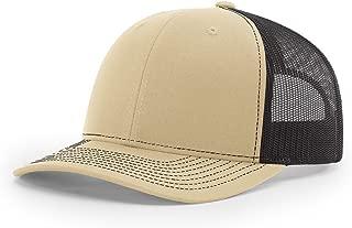 112 Mesh Back Trucker Cap Snapback Hat