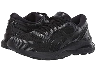 ASICS GEL-Nimbus(r) 21 (Black/Black) Women