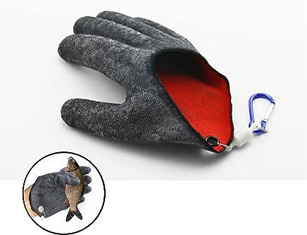 keine Absatz 3 Tut Not Leave Yuzhougj Upgraded Version Einzeln Finger Schutz Angel-Handschuhe Fischer One Brandungsangeln Rutschfest Handschuh Angeln f/ür Zelten,Piknik und Weitere Outdoor-Aktivit/äten