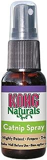 KONG Naturals Catnip Spray for Cats, 1-Fluid Ounces
