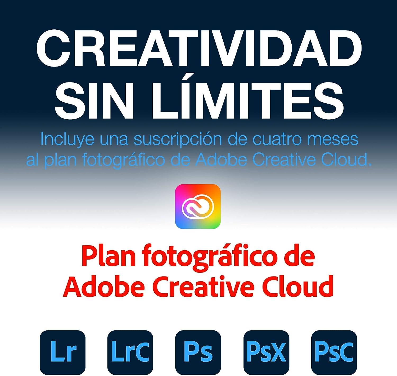 USB 3.0 Seagate Technology One Touch de 1 TB Mac PC Ordenador 4 meses Plan Adobe Creative Cloud Photography, 1 a/ño MylioCreate STKB1000410 Unidad Disco Duro Externa Negra