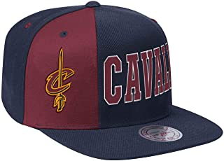 Mitchell and Ness Cavaliers Hexagon Snapback Hat (BH78B0-CCABHKR)