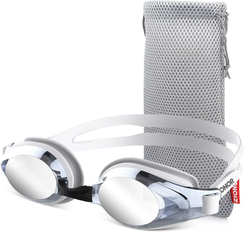 ZIONOR Swim Goggles for Men Upgrade 100% quality warranty! G8 Las Vegas Mall Women Swimming f