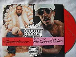 OUTKAST Speakerboxxx/The Love Below 2 Track CD