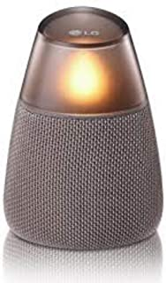 LG XBOOM PH3 Go Portable Bluetooth Wireless Speaker- Supports iOS & Android -MOOD Light Compatibility 360 Surround Sound B...