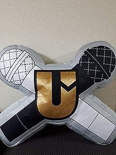 UVERworld クッション ボーカル マイク ver 約60㎝ TAKUYA∞ 克也 信人 誠果 彰 真太郎