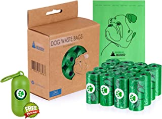 Animal Buddy Biodegradable Unscented Dispenser