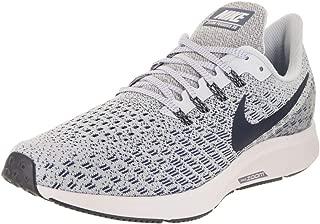 Men's Air Zoom Pegasus 35 Running Shoe, 942851 (8.5 D(M) US, Football Grey/Thunder Blue)
