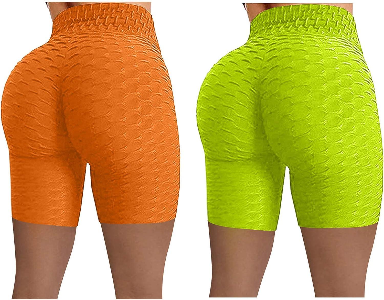 Gwewei4df 2PC Womens High Waist Seamless Pants Yoga Leggings Cheap SALE Start 2021 model Str