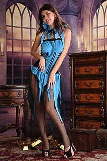 MEN.CLOTHING-LEE Lingerie Sexy Homme Vêtements Techniques et spéciaux Costume Cosplay Costume Adulte démon sorcière Costum...