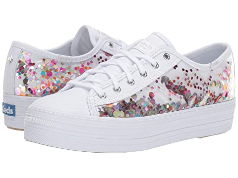 Keds x kate spade new york Triple Kick Confetti