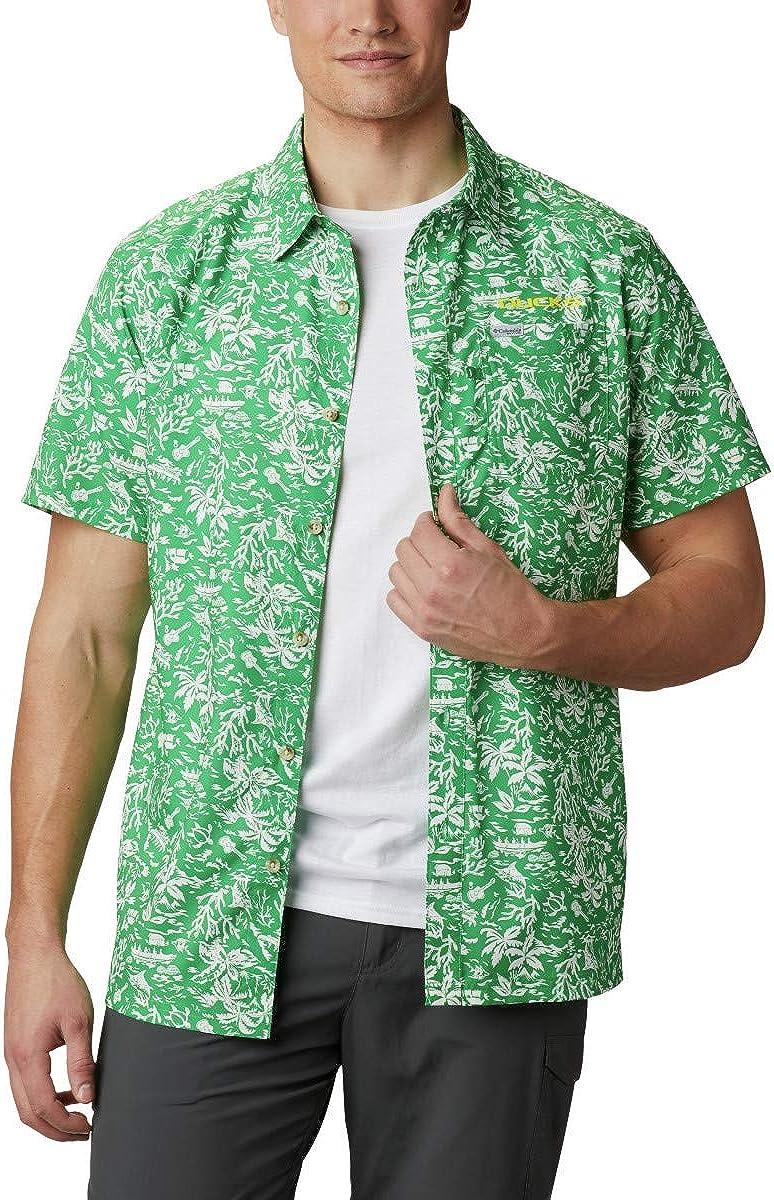 Columbia 海外限定 Men's Super Tide 市販 Slack Shirt