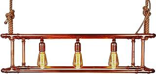 Lampada industriale in rame - Cuprum 1 - Ciondolo vintage