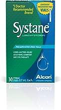 Systane Long Lasting Lubricant Eye Drops Vials Eye Drops, 30 Count, 0.7-mL Each