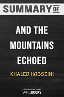 Summary of And the Mountains Echoed: Trivia/Quiz for Fans