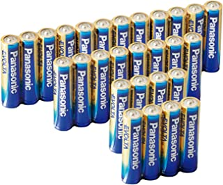 【Amazon.co.jp限定】 パナソニック EVOLTA 単4形アルカリ乾電池 28本パック LR03EJA/28SV