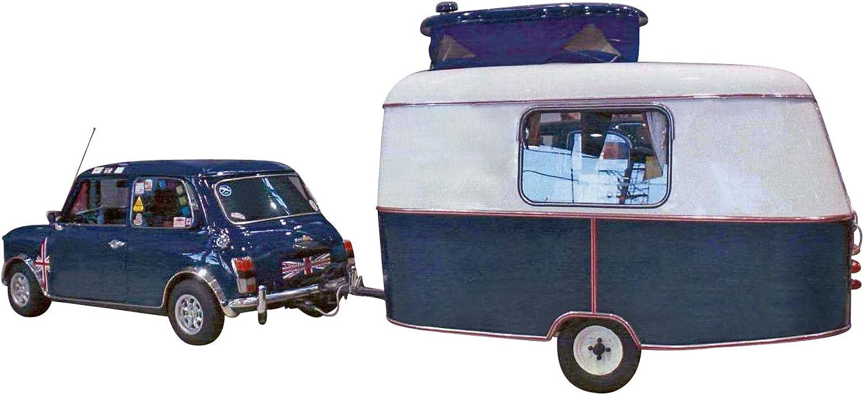 Schuco schu02449 – Auto Mini Cooper mit Hymer Eriba Puck Caravan Maßstab  1  43 B003KK5QD8 Stilvoll und lustig  | Wir haben von unseren Kunden Lob erhalten.