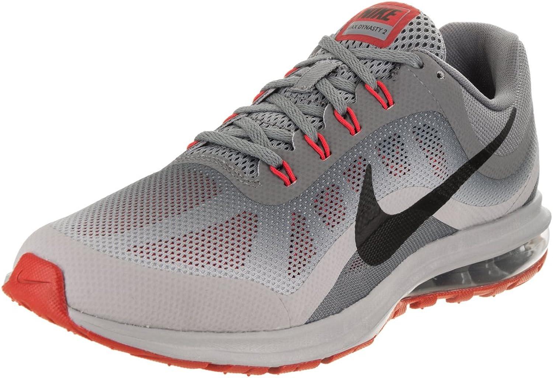 Nike Nike Nike herrar Air Max Dynasty 2 springaning skor svart  klassiskt mode