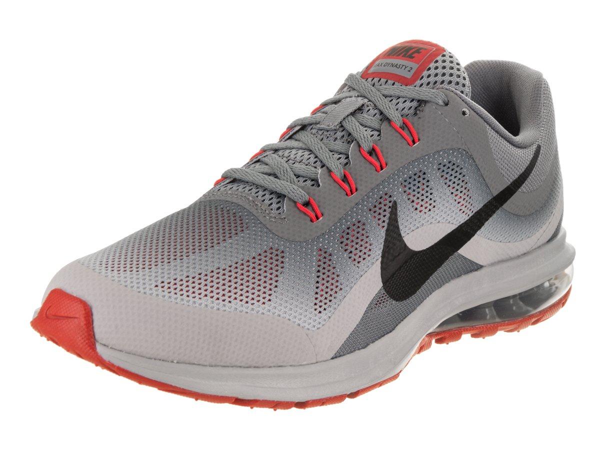 traqueteo técnico montón  Nike Men's Air Max Dynasty 2 Running Shoes-Wolf Grey/Black/Cool Grey-8- Buy  Online in Aruba at aruba.desertcart.com. ProductId : 125300235.