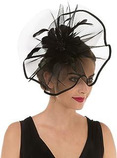 dd8335892 Amazon.co.uk: Black - Headbands / Accessories: Clothing
