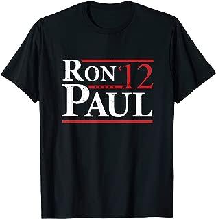 Ron Paul for President 2012 Retro Vintage Election T-Shirt