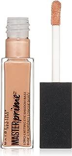 Maybelline New York Master Prime Long-Lasting Eyeshadow Base, Prime + Matte, 0.23 fl. oz.