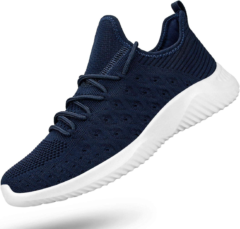 Regular dealer Feethit Regular store Mens Slip On Walking Shoes Non Sl Breathable Lightweight