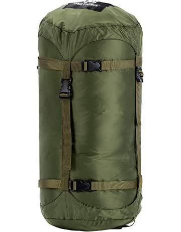 C6D3 50AB Waterproof Compression Stuff Sack Dry Sleeping Bag for Rafting Camping
