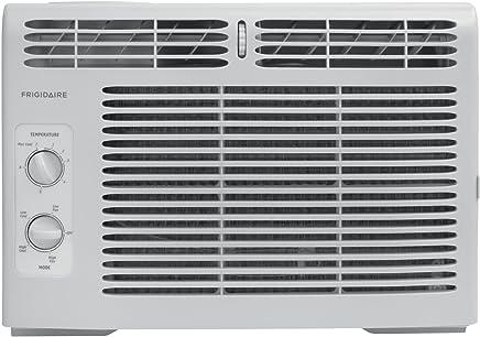 Frigidaire 5,000 BTU 115V Window-Mounted Mini-Compact Air Conditioner w/ Mechanical Controls, FFRA0511Q1