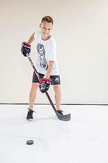 Hockey Revolution Dryland Flooring Tiles - MY PUZZLE - Build Your Own Training Platform (20 Tiles (23.5 sqft), Tile Only)