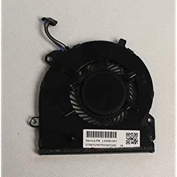 ACS COMPATIBLE with HP Cooling Fan for DSC Pavilion 15-CS0073CL Replacement