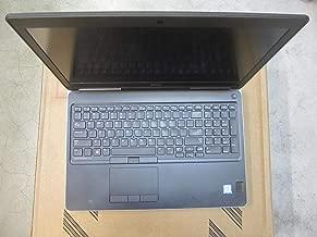 Dell Precision M7510 Intel Core i7-6820HQ X4 2.7GHz 32GB 512GB SSD,Black