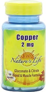 Nature's Life Copper Complex | 100 ct
