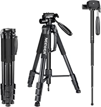 Neewer Portable Aluminum Alloy Camera 2-in-1 Tripod Monopod Max. 70